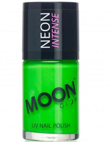 UV groene nagellak