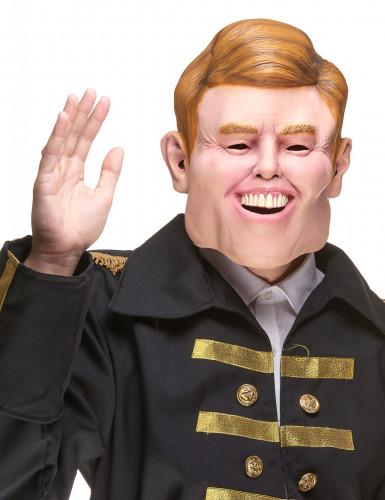 Latex Willem masker voor volwassenen