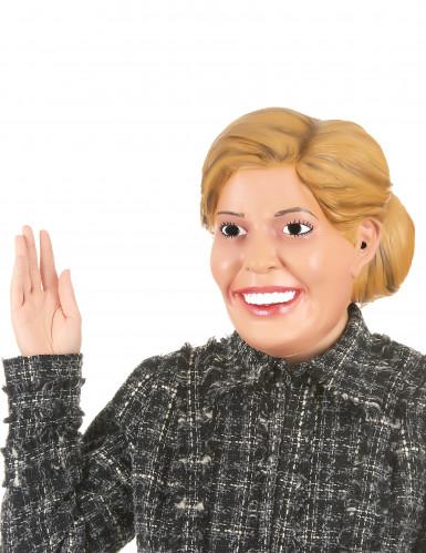 Koningin Maxima masker voor volwassenen
