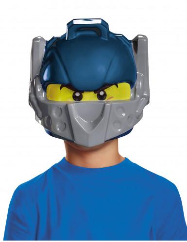 Clay Nexo Knights™ Lego™ masker voor kinderen-1