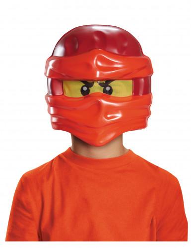 Kai Ninjago™ Lego™ masker voor kinderen-1