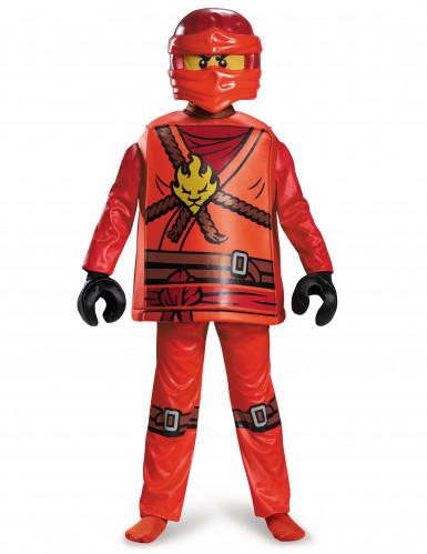 Deluxe Lego Kai Ninjago™ kostuum voor kinderen-1