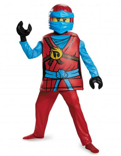 Deluxe Nya Ninjago®- LEGO® kostuum voor kinderen