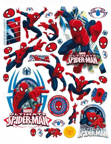 Spiderman™ raamdecoraties
