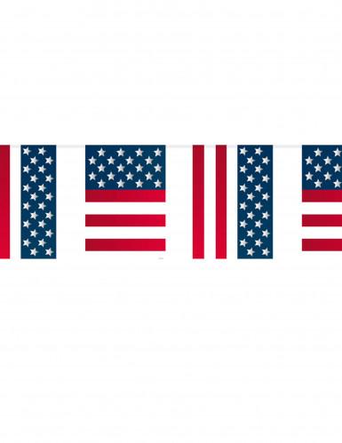 USA vlaggenslinger