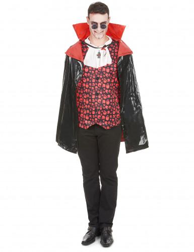 Vampier cape voor volwassenen
