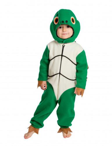 Schildpad kostuum voor baby's
