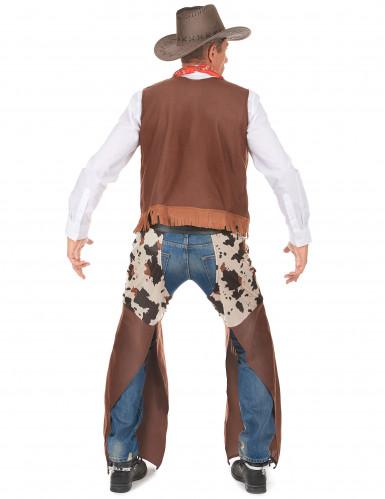 Cowboy kostuum voor heren-2