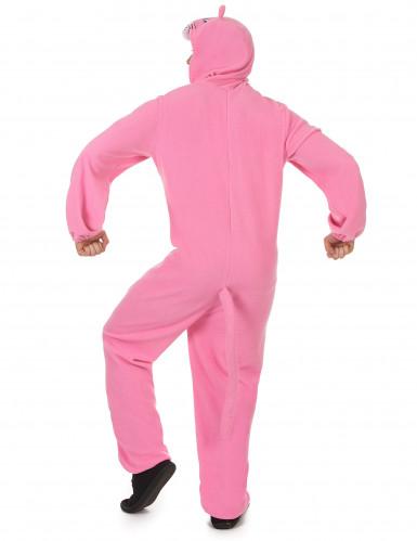 Roze panter kostuum voor mannen-2