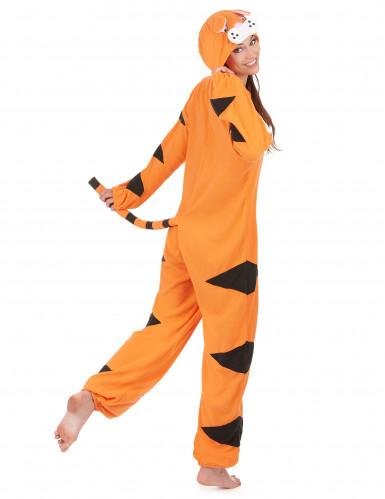 Eendelig tijger kostuum voor vrouwen-2