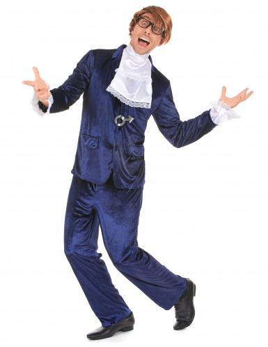 Gekke spion kostuum voor volwassenen