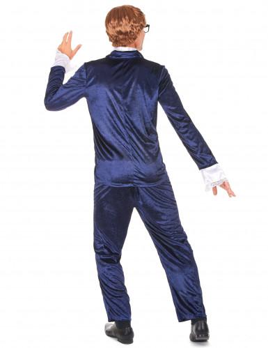 Gekke spion kostuum voor volwassenen-2