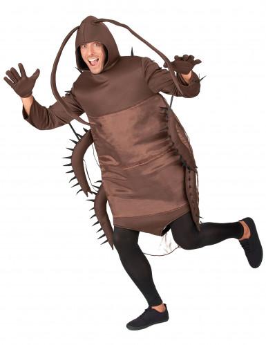Kakkerlak kostuum voor volwassenen -1