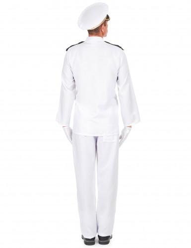 Marine officier kostuum voor volwassenen-2