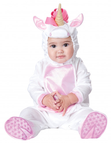 Eenhoorn kostuum voor baby's - Klassiek