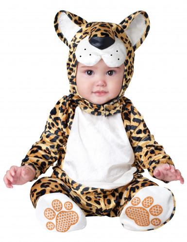 Luipaard kostuum voor baby's - Klassiek