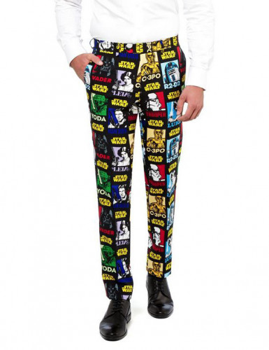 Strong Force Star Wars™ Opposuits™ kostuum voor mannen-2