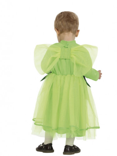 Groen feeën kostuum voor baby's-1