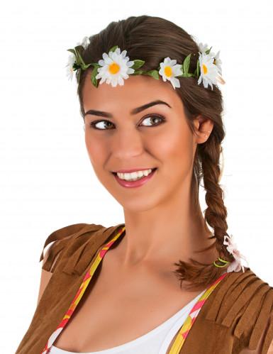 Bloemen hoofdkrans voor volwassenen