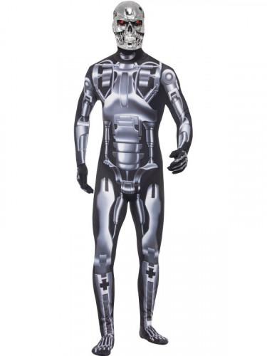 Terminator™ T-800 cyborg kostuum voor volwassenen