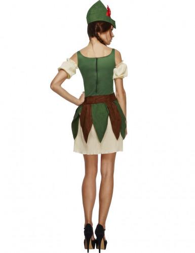 Sexy woud dief kostuum voor vrouwen-1