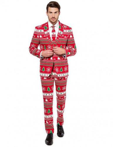 Mr. Winterwonderland Opposuits™ kerst kostuum