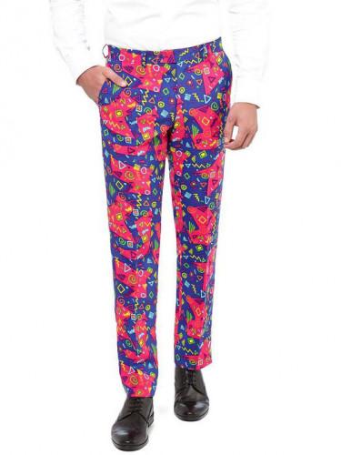 Kleurrijke symbolen Opposuits™ kostuum voor mannen-2
