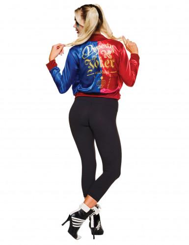 Harley Quinn Suicide Squad™ vest en t-shirt voor volwassenen-1