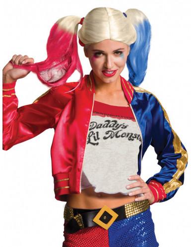 Luxe Harley Quinn - Suicide Squad™ kostuum voor vrouwen-1