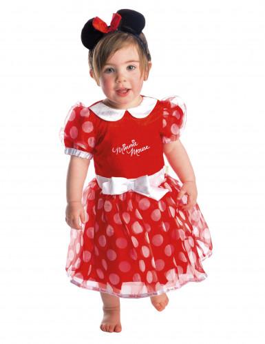 Luxe Minnie™ kostuum voor baby's