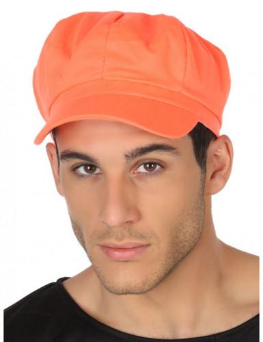 Oranje pet voor volwassenen