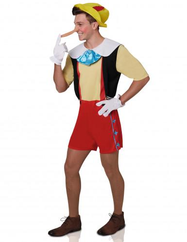 Pinocchio™ kostuum voor volwassenen