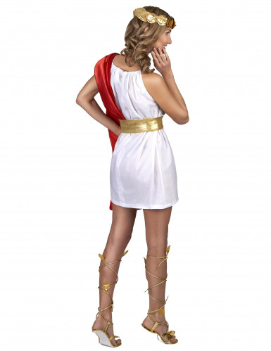 Romeins Claudia kostuum voor vrouwen-2