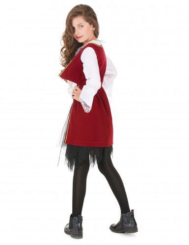 Piraten outfit met tule rok voor meisjes-2