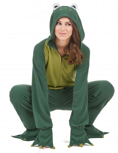 Kikker kostuum voor vrouwen