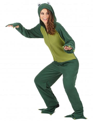 Kikker kostuum voor vrouwen-1