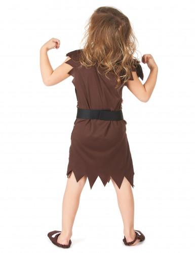 Holbewoner kostuum voor kinderen-4