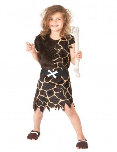 Holbewoner kostuum voor kinderen-5