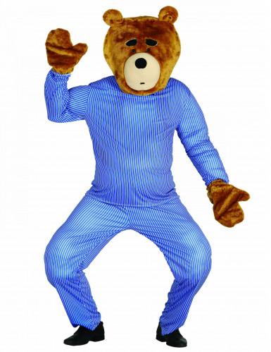 Knuffelbeer set voor volwassenen