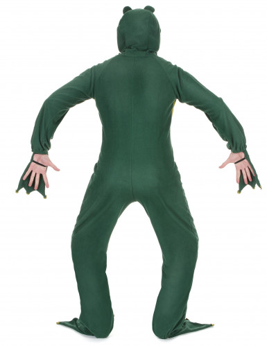Kikker jumpsuit met capuchon voor heren -2