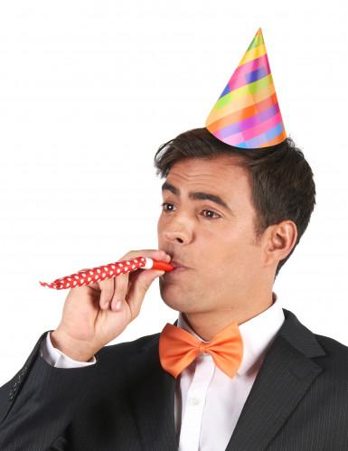 10 gekleurde feesthoedjes-1