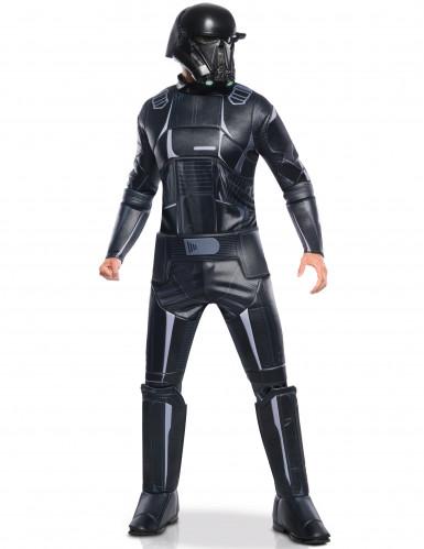 Deluxe Death Trooper™ kostuum voor mannen