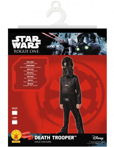 Klassiek Death Trooper™ kostuum voor kinderen-1