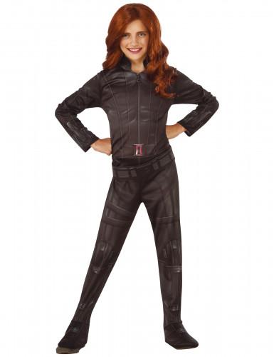 Klassiek Avengers™ Black Widow kostuum voor meisjes