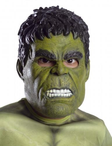 Avengers™ Hulk™ masker voor kinderen