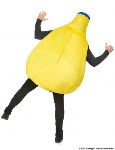 Orangina™ fles kostuum voor volwassenen-2