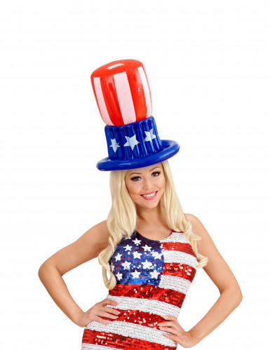 Opblaasbare Amerikaanse hoge hoed-1
