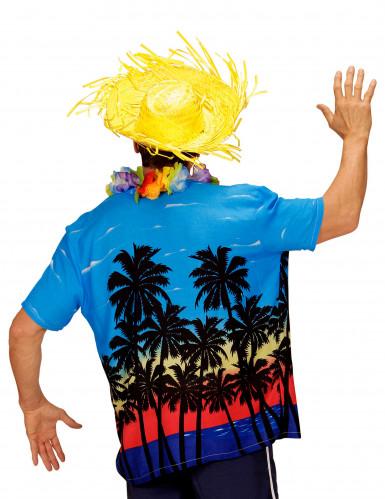 Toerist Hawaii blouse voor volwassenen-1