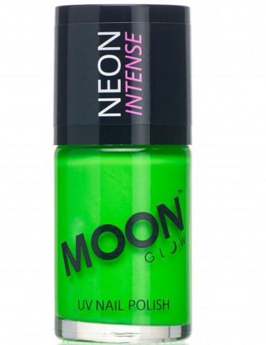 Groene fosforescerende Moonglow© nagellak