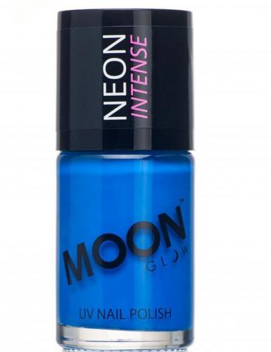 Moonglow© fosforescerend blauwe nagellak